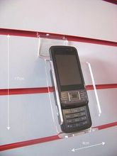 Acrylic mobile phone display stand or table top