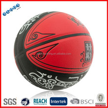 Laminated PU best ball for basketball on sale