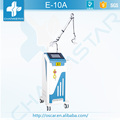 factory dirctly sale high quality RF tube laser / glass tube fractional laser co2 beauty machine for sale
