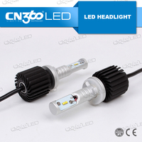 2016 led headlight hid replacement perfect light beam pattern 7th generation led kits h1 h3 880 881