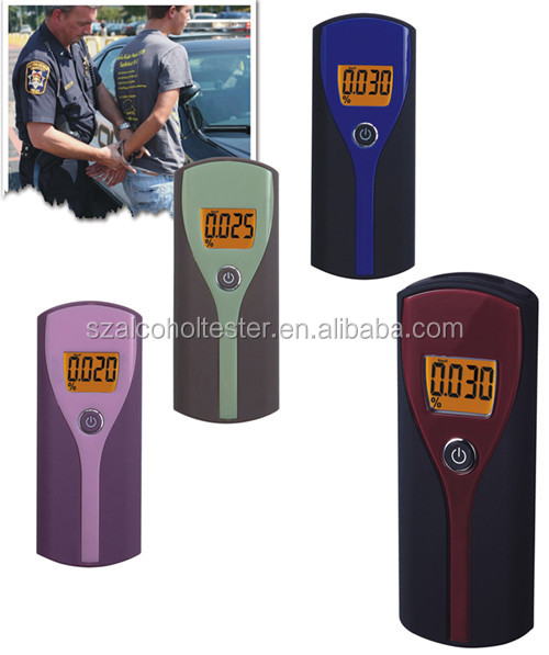 Personalized Gadgets Drive Safety Digital Wine Alcohol Tester Digital Breath Alcohol Tester DYT-6880
