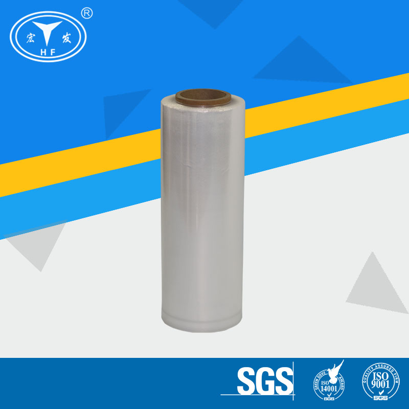 Long service life best quality wallpaper shrink film packager