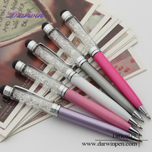 Multi-function crystal ball pen touch pen for gift