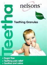 Nelsons Teething Granules - Help with teething for babies