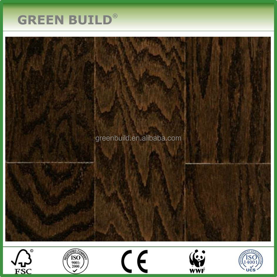 Best Price Engineered 7/16'' x 4-3/4'' Reston Red <strong>Oak</strong> Quick Clic Wood Flooring