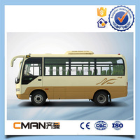 China Supplier Travell bus Front Engine and Front Door prices bus