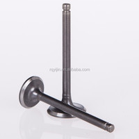 wholesale motorcycle parts stainless steel engine valve for SMASH TITIAN