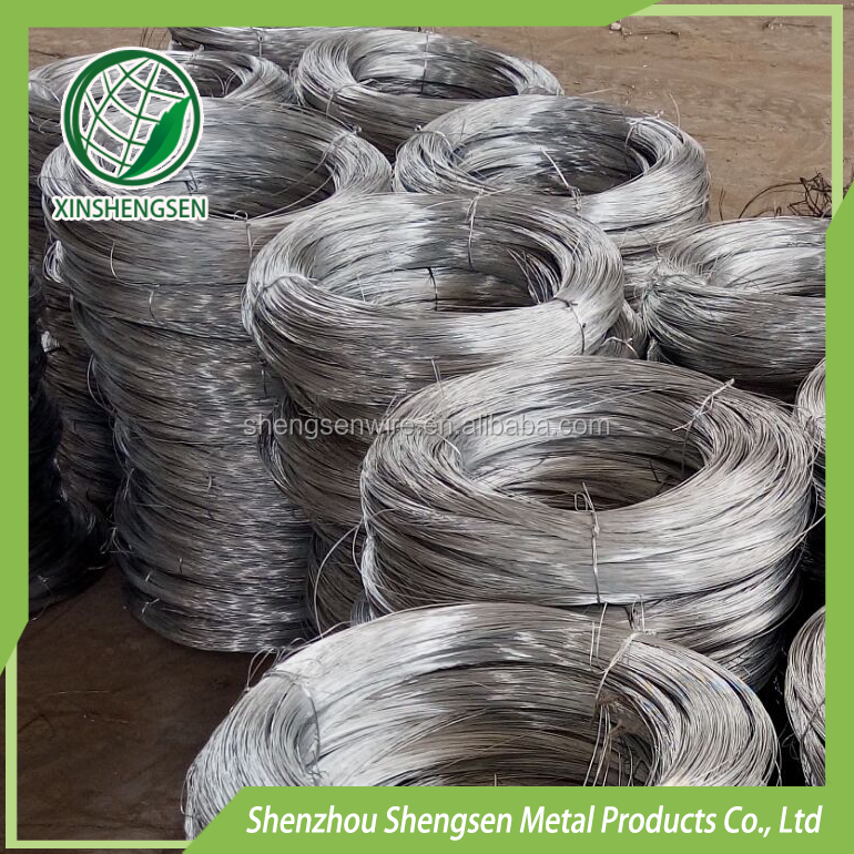 wholesale cheap price high quality hot dip galvanized steel wire