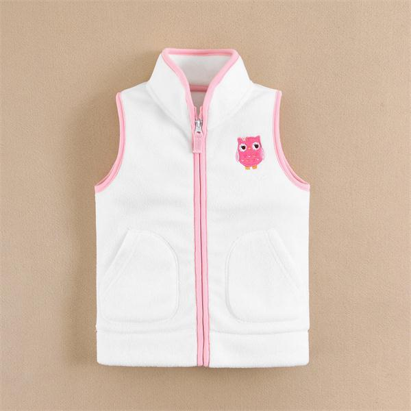 mom and bab 2015 baby clothes baby girls white vest top