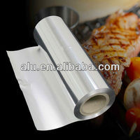 Super Quality 300mm heavy duty household aluminium foil for food wrapping