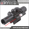 Vector Optics Wyvern 4x25E Laser Compact Tactical Optical Riflescope Laser
