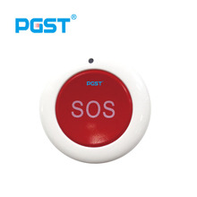 Portable Popular Smart Wireless SOS Emergency Panic Button Calling PJ-11