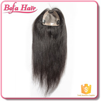 Befa Hair new arrival top quality human hair topper wig