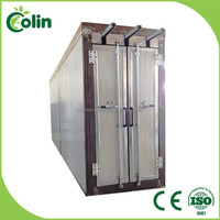 O-666 hot air circulation industrial ovens for baking/powder coat oven/drying oven machine