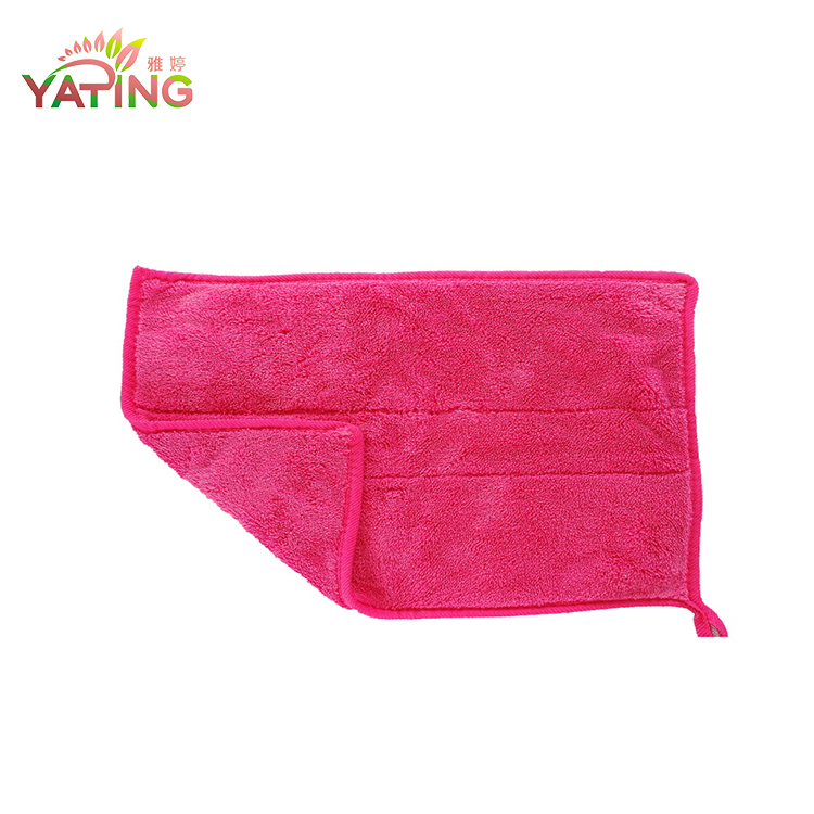 Hot Sale Soft Smooth Red Hand Towels