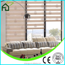 2017 popular window covering zebra roller blind