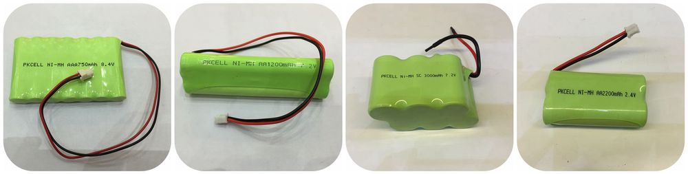 Top Sale High Quality 1.2V AA 2000mAh Ni-MH Battery