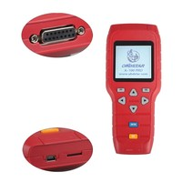 X-100 PRO (C+D) Auto Key Programmer For Match+ Odometer+ OBD Software Get EEPROM Adapter Free