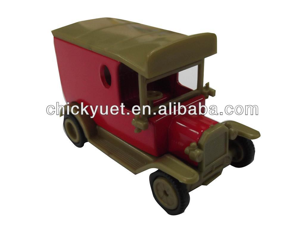 Metal mini antique truck toy