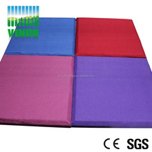 Good soundproof Effect of sound-absorbing panels /Acoustic fabric panel