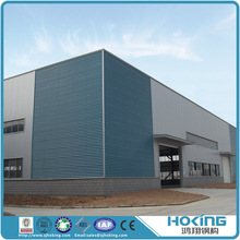 Light Gauge Prefabricated Steel Construction Warehouse Workshop on Sale