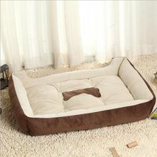 Wholesale dog beds pet products pet beds teddy cibotium matress