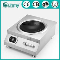 Buy commercial induction cookers for restaurant kitchen equipment ...