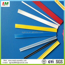 double plastic wire clipband