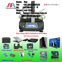 Online Buy Wholesale hot air laptop bga rework system from China bga solution/station for pcb/mobile phone repair
