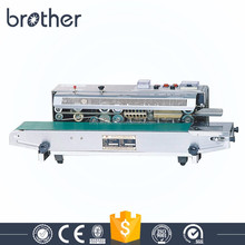 FRD1000W Horizontal Continuous Band Heat Sealing Machine, bag Sealer
