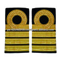 Braid Shoulder Boards & Epaulettes | Navy Epaulettes | Uniform Epaulettes