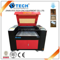Best service 3d crystal laser glass engraving machine XJ6090 (600*900mm)