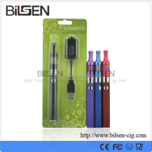 E cigarette blister pack evod usb passthrough battery in South Korea