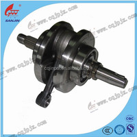 HOT SALE Chinese 4 Stroke Motorcycle Crankshaft&Connecting Rod WY125 High Quality