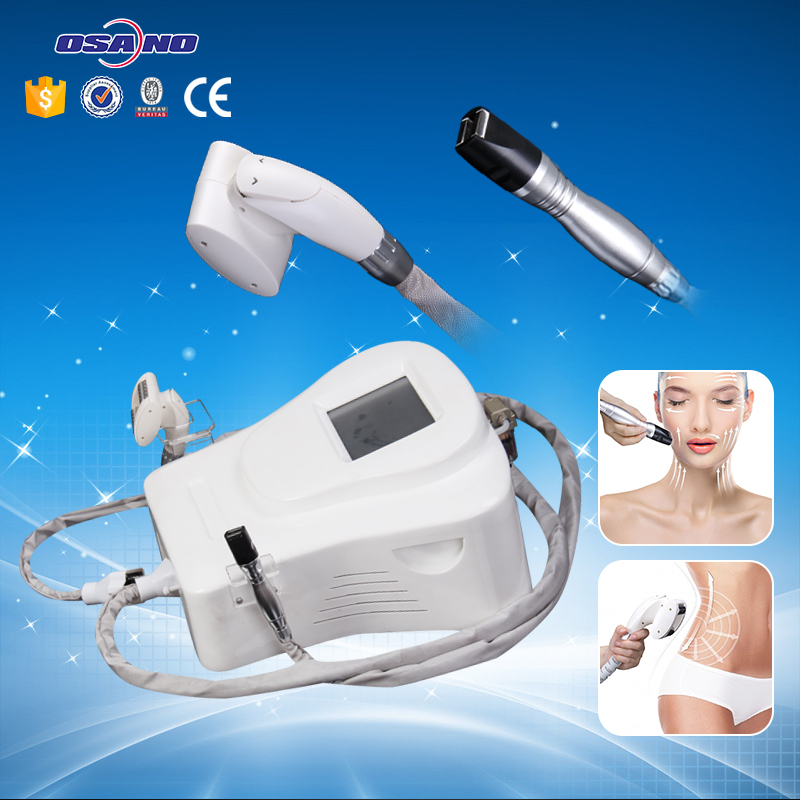 Newest Beauty Slimming Machine with Vacuum / Biopolar RF / Roller /700nm Infrared light For Home Use