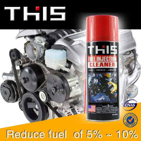 450ml fuel injector air intake cleaner