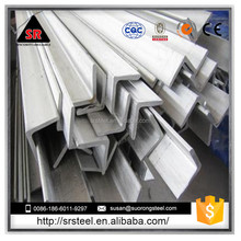 factory direct supply stainless steel angle in stock with competitive Price
