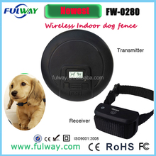 Hot Electric indoor dog containment system wireless fence