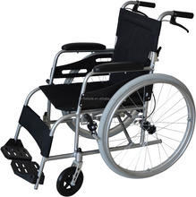Hot Sell Health Care Manual lightweight folding Wheelchair for Elders and Disable People