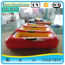 buy 0.20mm PVC tarpaulin 2 person inflatable adult tube