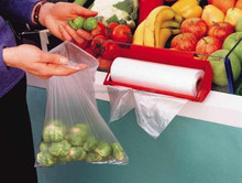 reusable cooler bag for frozen food on roll