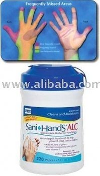 Germicide Hand Wipes