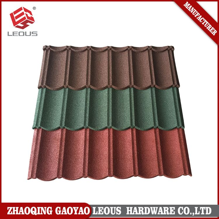 Accept OEM european design building material roof tile shingles