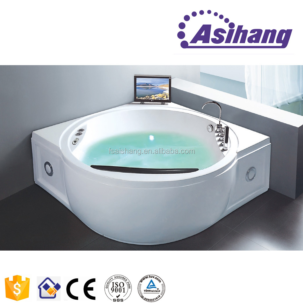 as32110 cheap mini jet whirlpool bathtub with tv buy jet whirlpool bathtub with tv mini. Black Bedroom Furniture Sets. Home Design Ideas