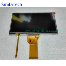 7.0 Inch 50 pin the left line TFT LCD touch screen 800*480 For Innolux AT070TN94 for Tablet PC GPS DVD panel