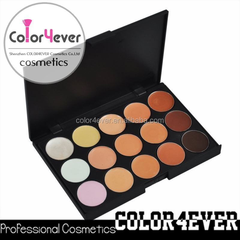 Hot sale best makeup concealer for ladies 2015 private label products