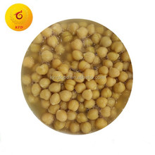 Peas canned chickpeas canned vegetables food factory