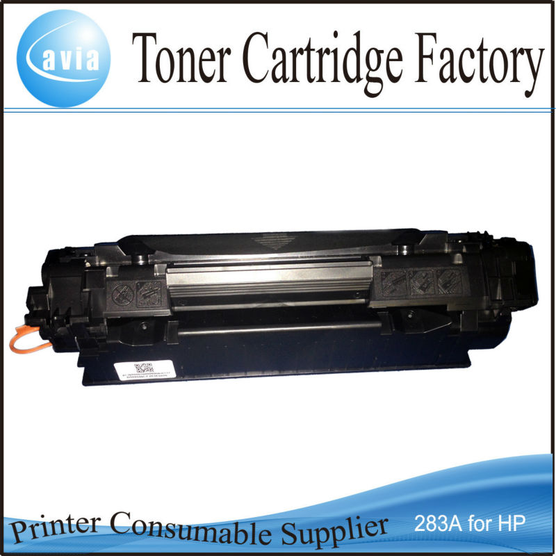 looking for agents to distribute compatible hp cf283a 283a toner cartridge