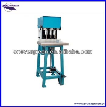 Top quality Tthree holes book drilling machine