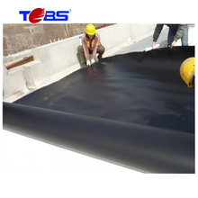 Best performancerubber roofing waterproof membrane and membrane production line
